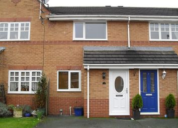 Thumbnail 2 bed terraced house to rent in Rutland Close, Ettiley Heath, Sandbach