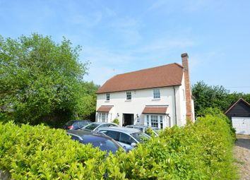Thumbnail 6 bed detached house for sale in The Street, Takeley, Herts