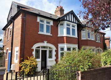 Thumbnail 4 bed semi-detached house to rent in Baron Road, Penarth