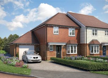 Thumbnail 3 bed end terrace house for sale in Grigg Lane, Headcorn, Ashford