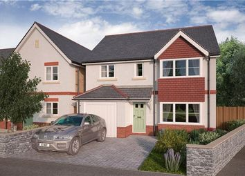 Thumbnail 4 bed detached house for sale in Heath Rise, Bristol