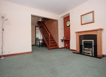 Thumbnail 1 bed terraced house for sale in Lockerbie Road, Dumfries, Dumfries And Galloway.