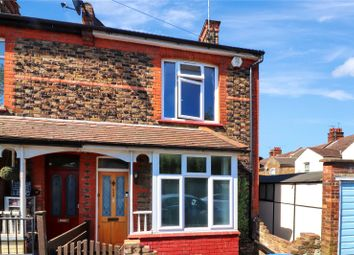 Thumbnail 3 bed end terrace house for sale in Harwoods Road, Watford