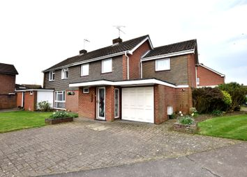 Thumbnail 4 bed semi-detached house for sale in Wetherfield, Stansted