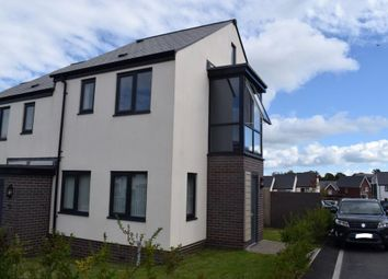 Thumbnail 2 bed end terrace house to rent in Meadowsweet Lane, Paignton, Devon