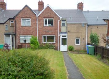 Thumbnail 3 bed terraced house for sale in Portland Crescent, Meden Vale, Mansfield