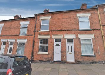 Thumbnail 2 bed terraced house for sale in Ingle Street, Leicester