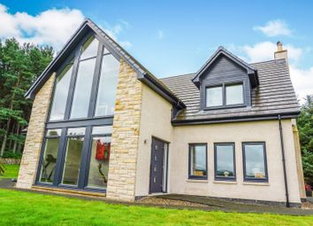 Thumbnail 5 bed country house for sale in Birnie, Elgin