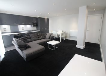 Thumbnail 2 bedroom flat to rent in Indigoblu, 14 Crown Point Rd, Leeds