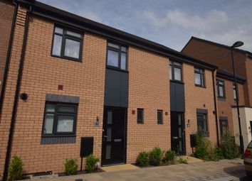 Thumbnail 3 bed terraced house to rent in Norville Drive, Stoke-On-Trent
