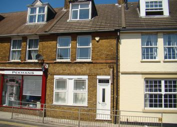 Thumbnail 2 bedroom flat to rent in High Street, Rainham, Gillingham