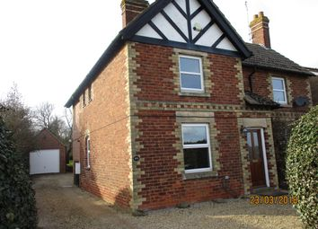 Thumbnail 4 bed detached house to rent in Brooke Road, Oakham