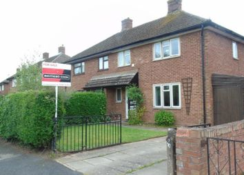 Thumbnail Semi-detached house for sale in Brampton Road, Ross-On-Wye