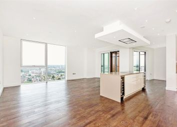 Thumbnail 4 bed flat for sale in The Penthouse, Pinto Tower, Nine Elms Point
