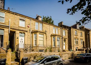 Thumbnail 4 bed terraced house for sale in Bankfield Road, Huddersfield