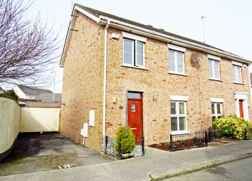 Thumbnail 3 bed semi-detached house for sale in 18 Chieftains Crescent, Balbriggan, Dublin