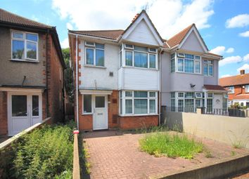 Thumbnail 4 bed semi-detached house to rent in Woodfield Road, Cranford