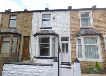 Thumbnail 3 bed terraced house for sale in Culshaw Street, Burnley, Lancashire