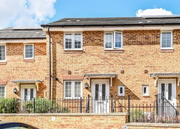 Thumbnail 2 bed terraced house for sale in Whitley Rise, Reading