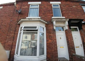 Thumbnail 3 bed terraced house for sale in Grass Street, Darlington