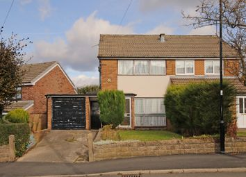 Thumbnail 2 bed semi-detached house for sale in Rosamond Avenue, Bradway, Sheffield