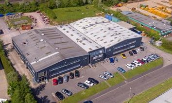 Thumbnail Light industrial for sale in 20 & 21, North Way, Walworth Industrial Estate, Andover, Hampshire