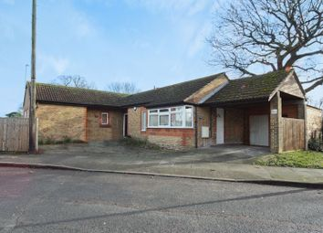 Thumbnail 3 bed detached bungalow for sale in Cowgate Road, Greenford