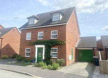 Thumbnail 5 bed detached house for sale in Horton Way, Stapeley, Nantwich