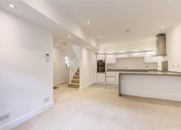 Thumbnail 3 bedroom end terrace house to rent in Belgrave Place, Belgravia, London