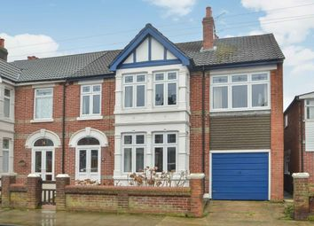 5 bed end terrace house for sale in Salisbury Road, Drayton, Portsmouth PO6