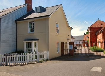 Thumbnail 2 bed semi-detached house for sale in Ruskins View, Herne Bay