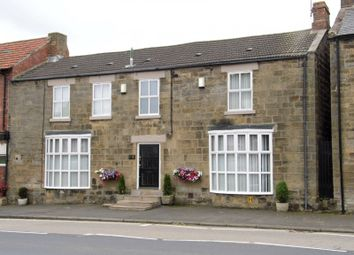 Thumbnail 4 bed cottage for sale in South Road, Longhorsley, Morpeth