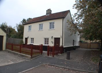 Thumbnail 2 bed end terrace house to rent in Orchard Road, Sawston, Cambridge