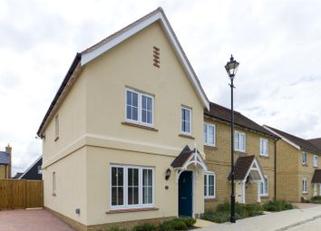 Thumbnail 2 bed semi-detached house for sale in West Croft, Orwell, Royston