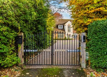 Thumbnail 5 bed property for sale in Cobbetts Hill, St. Georges Hill, Weybridge