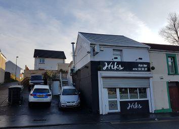 Thumbnail Retail premises for sale in Llangyfelach Road, Brynhyfryd, Swansea, City & County Of Swansea.