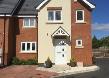 Thumbnail 3 bed semi-detached house for sale in Cavell Grove, Hucknall, Nottinghamshire