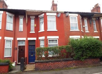 Redruth Street, Manchester, Greater Manchester, Uk M14. 2 bed terraced house