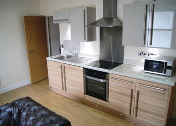 Thumbnail 1 bed flat to rent in Upperhead Row, Huddersfield