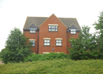 Thumbnail 2 bedroom flat to rent in Welbeck Close, Monkston, Milton Keynes