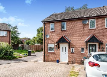 Thumbnail 2 bedroom end terrace house for sale in Tippett Gardens, Basingstoke, Hampshire
