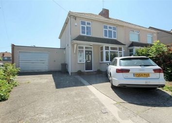 Thumbnail 3 bed semi-detached house for sale in Oaklands Road, Mangotsfield, Bristol