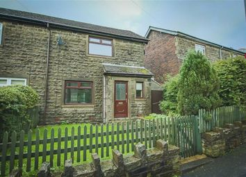 Thumbnail 2 bed semi-detached house for sale in Cutler Lane, Stacksteads, Bacup
