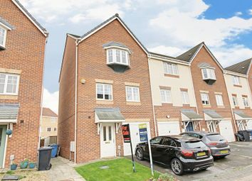 Thumbnail 4 bedroom end terrace house for sale in Staunton Park, Kingswood, Hull