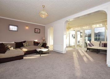 Thumbnail 4 bed semi-detached bungalow for sale in Benfleet Close, Sutton, Surrey