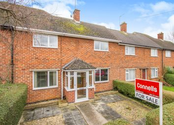 Thumbnail 3 bed terraced house for sale in Cartwright Drive, Oadby, Leicester