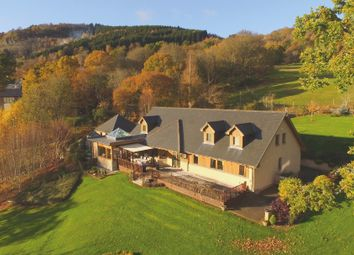Thumbnail 5 bed detached house for sale in Aberfeldy