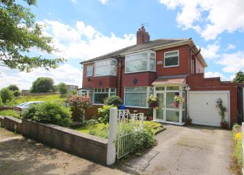 Thumbnail 3 bed semi-detached house for sale in Heywood Old Road, Middleton, Manchester