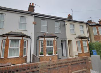 Thumbnail 2 bed terraced house for sale in Ash Road, Aldershot
