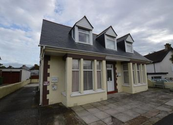 Thumbnail 1 bed flat for sale in Edgcumbe Avenue, Newquay, Cornwall